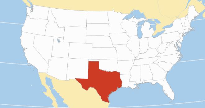 Texas area code